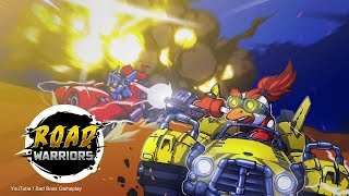 Road Warriors Game play ( iOS / Android ) HD
