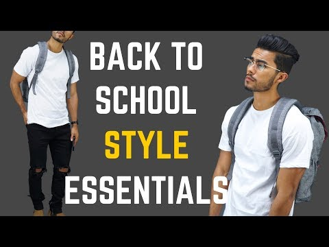 15 Back To School Essentials For Every High School/College Student!