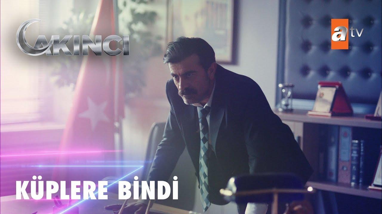 Kemal komiser aldığı emirle küplere biniyor - Akıncı 4. Bölüm