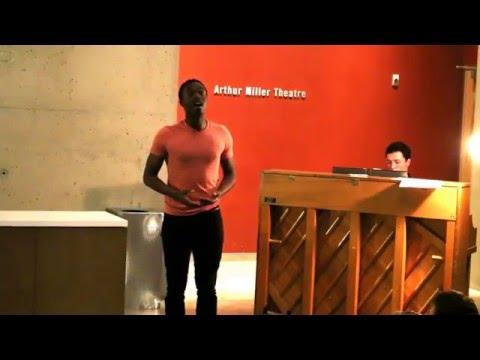 Why Can't I Kiss You - Wonza Johnson - University of Michigan - Boys Will Be Boys