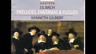 J S Bach - Prelude in C minor - BWV 999 - Harpsichord - Kenneth Gilbert