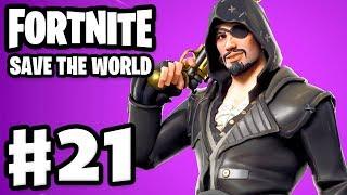 Fortnite: Save the World - Gameplay Walkthrough Part 21 - YARRR! Pirates! (PC)