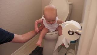 Infant Potty Training