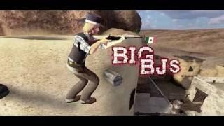 BIG BJs | Fistful of Frags Frag Movie