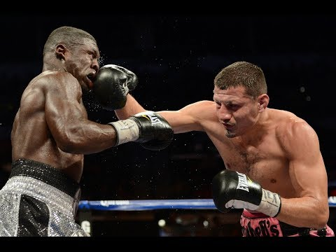 Andre Berto vs Jesus Soto Karass (Highlights)
