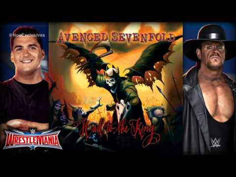 WWE: WrestleMania 32 3rd  Theme Song  Hail to The King  Avenged Sevenfold
