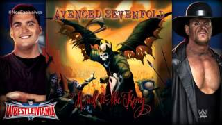"WWE: WrestleMania 32 3rd OFFICIAL Theme Song - ""Hail to The King"" by Avenged Sevenfold"
