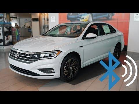2019 Volkswagen Jetta: How to Connect Bluetooth