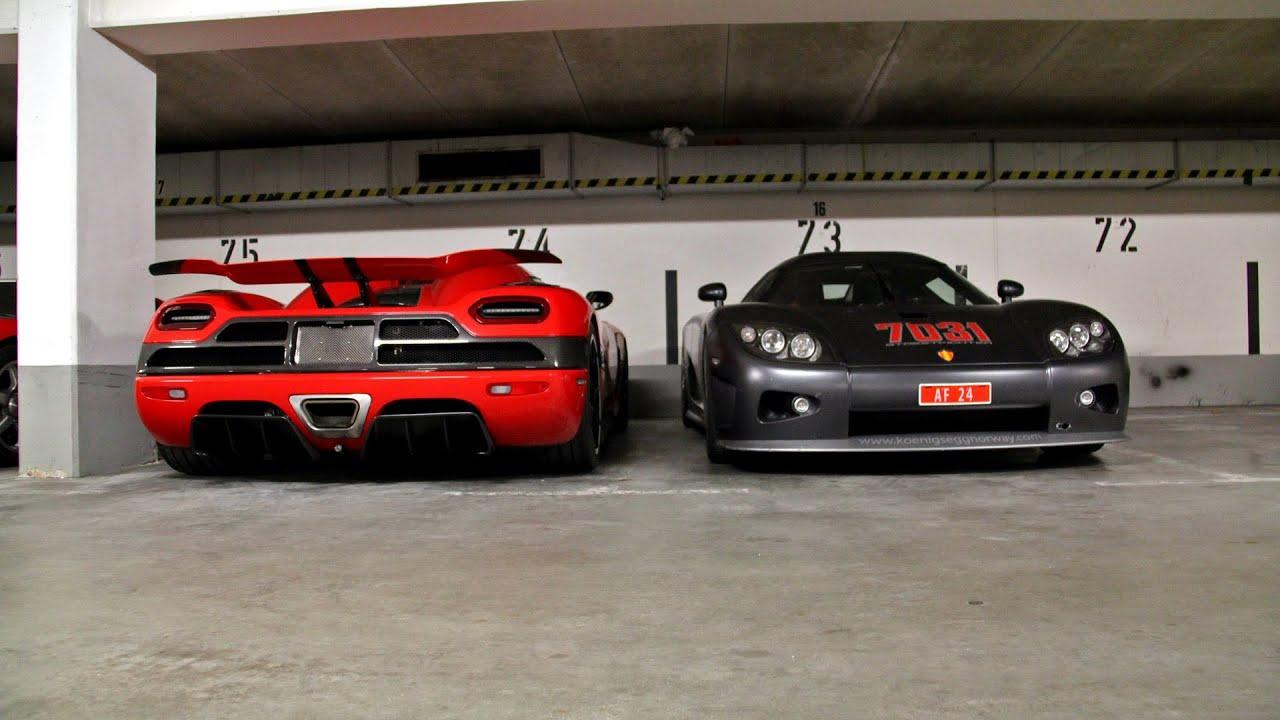 Exotic car garage koenigsegg agera r ccxr 458 italia for Garage gt auto
