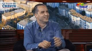 Gambar cover le zoom de crésus : mahdi Yettou . directeur général de yassir