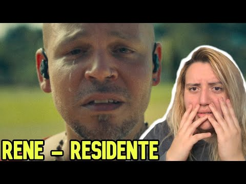 la cancion mas FUERTE | Rene – Residente | Video Oficial | Reaccion