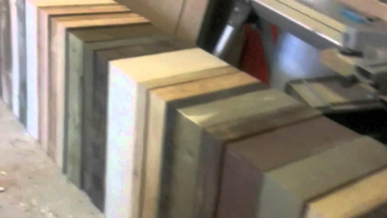 Radiator ombouw van sloophout youtube for Eigen huis en tuin kast maken