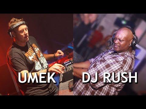 DJ Rush & Umek Live @ Convex, Prague, Czech Republic (dd.mm.2000.)
