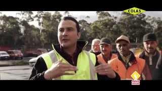 Colas Maroc : formation à la sécurité routière