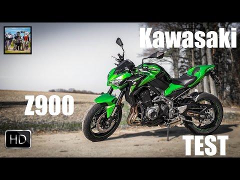 Kawasaki Z900 TEST   Das Preis-Leistungs Monster...?!