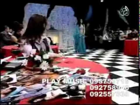 Omar Souleyman music on SyrianTV show bellydance.flv
