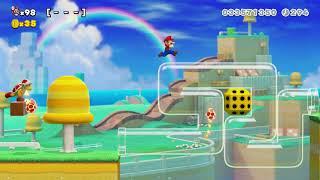 Super Mario Maker 2 🔧 Endless Challenge 1153 - 1168