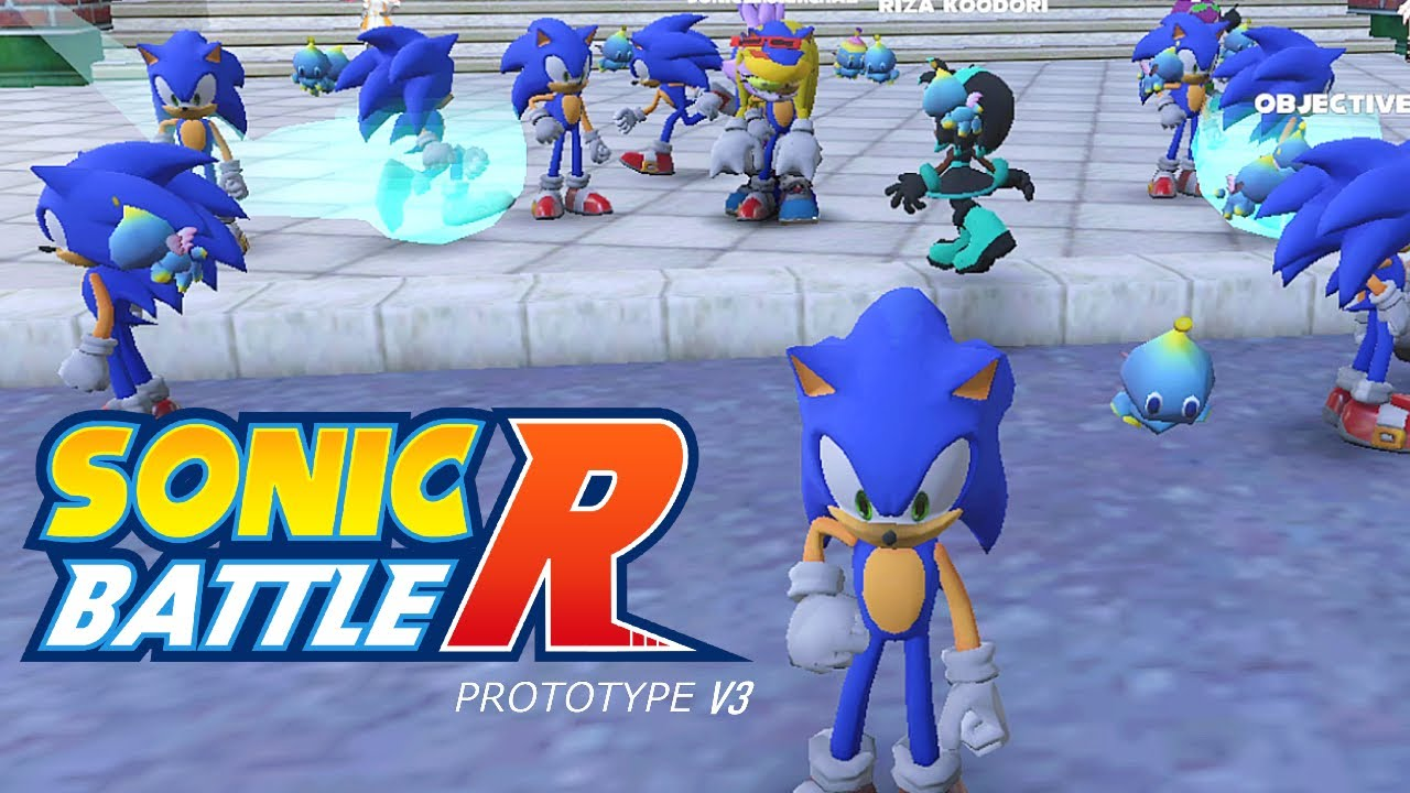 Sonic Battle R Online: Limited Event!