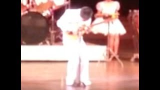 North Korean Children's Performance (4/7) - Little Boy CRUSHES a ukulele