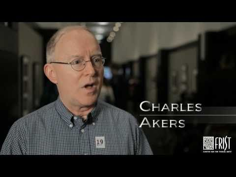 Charles on the impact of seeing original artworks in person.