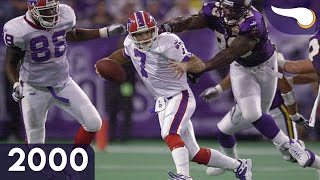 Bills vs. Vikings (Week 8, 2000) Classic Highlights