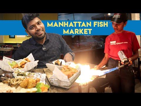 Ultimate Srilankan Sea Foods - Manhattan Fish Market