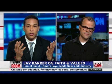 Jay Bakker on Faith & Politics
