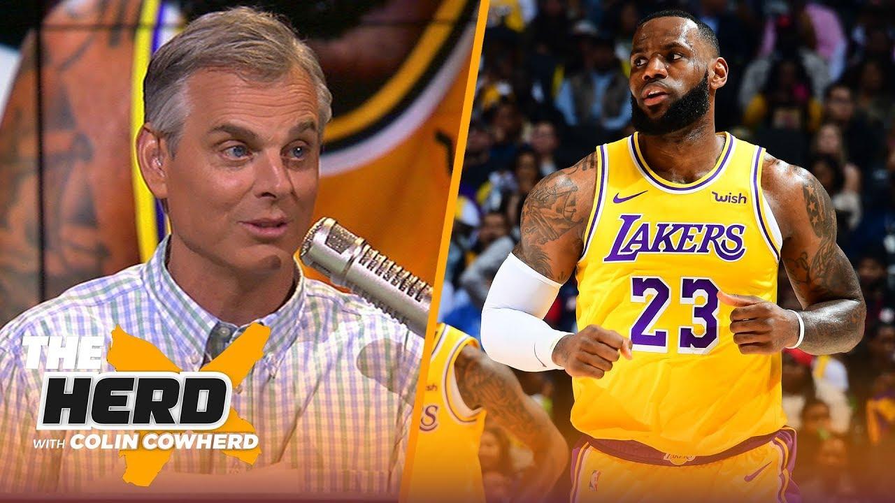 Kobe Bryant Advises LeBron James to 'Keep Pushing' Amid Lakers Struggles