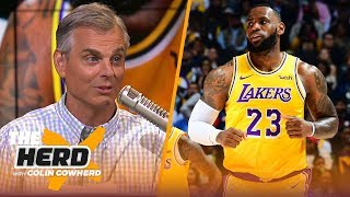 Colin Cowherd: LeBron creates