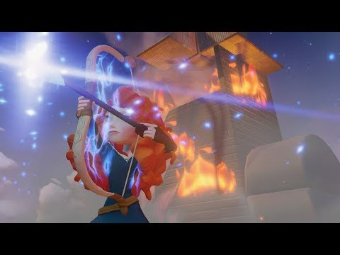 Disney Infinity - How To Stop A Siege Towers Advance