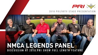 NMCA Legends Panel Discussion at 2018 PRI Show Full Length Feature