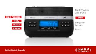 Getting to Know Your Maxx Digital Automatic Alert Radio
