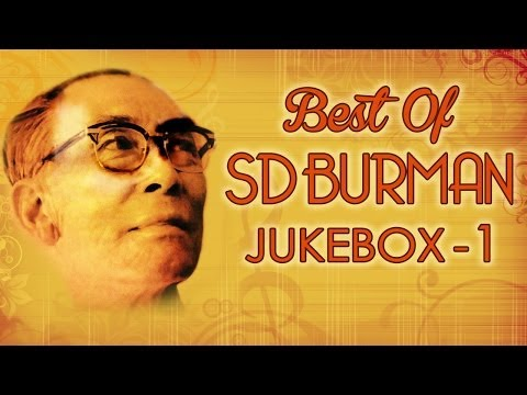 Best Of S D Burman Hits (HD)  - JukeBox 1 - Top 10 Sachin Dev Burman Songs
