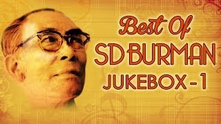 Best Of S D Burman Hits - JukeBox 1 - Top 10 Sachin Dev Burman Songs