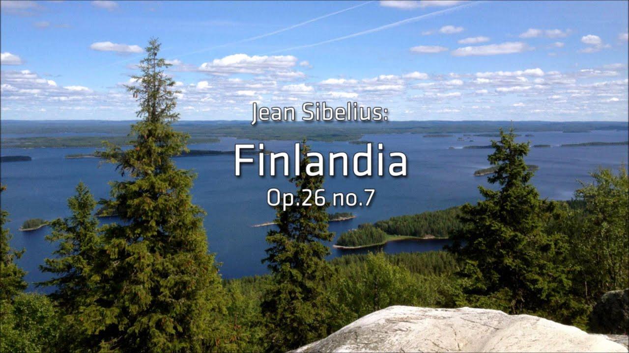 Jean sibelius finlandia - 2 4
