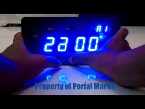 Настройка Часов Caixing Cx 868 Видео