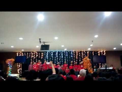 Perayaan Natal Eden Christian School 2019(2)