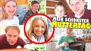 Mein schönstes Muttertag Geschenk 😍 😁 TipTapTube Family 👨👩👦👦