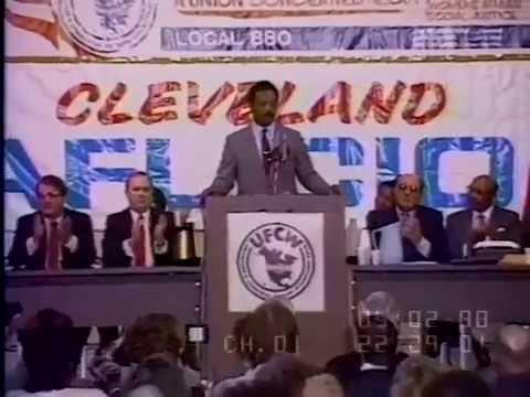 Jesse Jackson Campaign Speech 1988