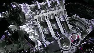 エンジン 内燃機関の動き