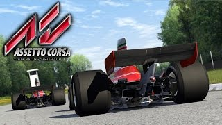 Assetto Corsa: Career Mode & Classic F1 Ferrari 312T at Monza