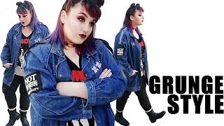 GRUNGE STYLE | GRWM | Boo
