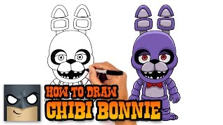 How to Draw Bonnie | Five Nights at Freddy