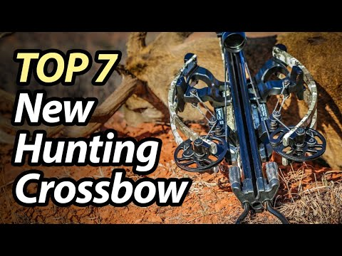 Best New Hunting Crossbow in 2021 – Top 7
