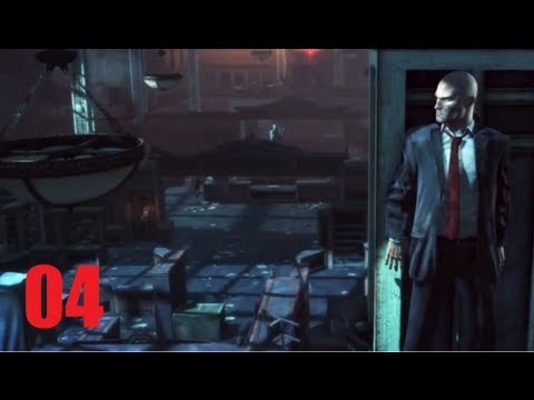 Hitman: Absolution -04- Run For Your Life
