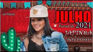 JAPINHA CONDE DO FORRO CD NOVO JULHO 2021