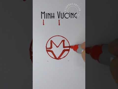 Thiết kế logo Minh Vương