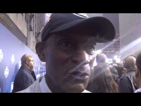 Oakland Raiders CB Willie Brown Interview At 2012 NFL Draft Red Carpet