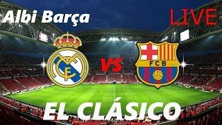 LIVE! Oglądamy EL CLÁSICO!!! REAL vs BARÇA (wpada RARE!)