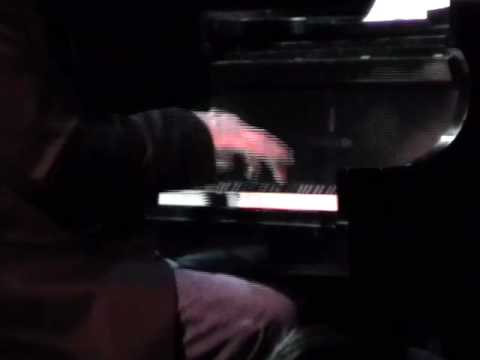 Bruce Brubaker at New York's Poisson Rouge EXTREME PIANO!
